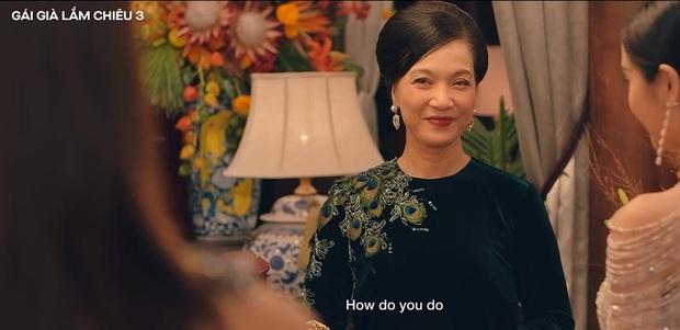 Bóc nhanh 6 chi tiết từ trailer Gái Già Lắm Chiêu 3 sao y bản chính Crazy Rich Asians: Cạn lời cảnh ngồi nặn bánh? - Ảnh 11.