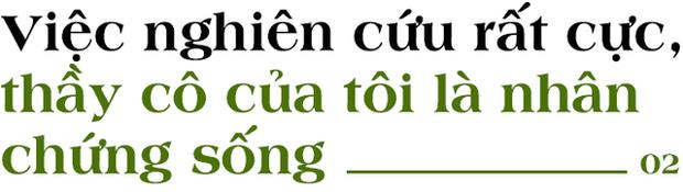 """PGS.TS 8X của Việt Nam lọt top 100 nhà khoa học hàng đầu châu Á: """"Đừng nghĩ làm nghiên cứu là gạt tiền ra khỏi đầu, không có kinh tế sẽ khó theo đuổi nghề!"""" - Ảnh 5."""