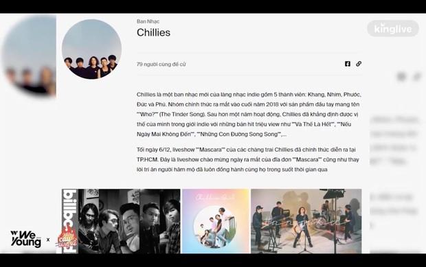 Không cay không về mùa 2: Chillies tiết lộ từng dự định kết hợp cùng Ngọt Band nhưng không thành - Ảnh 5.