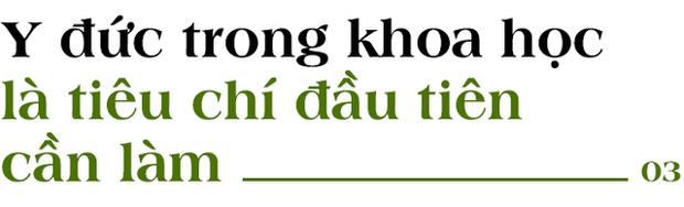 """PGS.TS 8X của Việt Nam lọt top 100 nhà khoa học hàng đầu châu Á: """"Đừng nghĩ làm nghiên cứu là gạt tiền ra khỏi đầu, không có kinh tế sẽ khó theo đuổi nghề!"""" - Ảnh 8."""