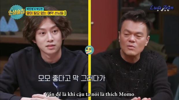 Heechul (Super Junior) đích thực là fanboy thành công nhất khi chính thức hẹn hò với Momo (TWICE)! - Ảnh 13.