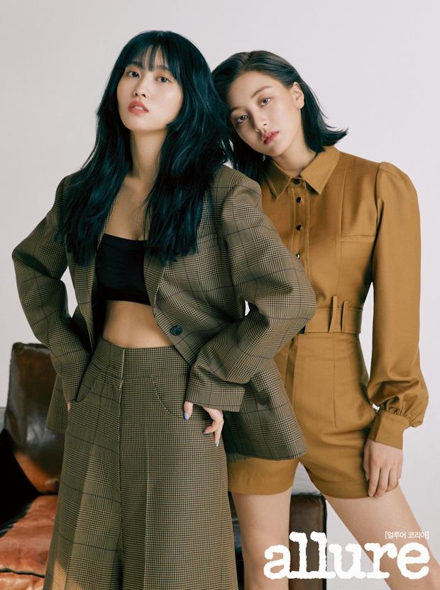Jihyo và Momo (TWICE) ra mà xem bạn trai của 2 cô thả thính nhau trên sóng truyền hình kìa! - Ảnh 4.