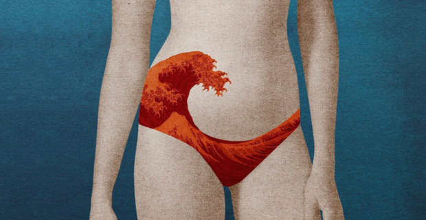 Nếu vùng dưới có trên 2 trong 4 hiện tượng bất thường, bạn nên chủ động đi khám vì nguy cơ mắc bệnh cổ tử cung rất cao - Ảnh 1.