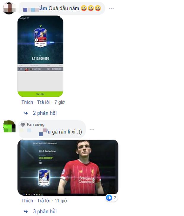 FIFA Online 4: Garena chơi lớn trong sự kiện Tết, game thủ rộn ràng khoe quà tết giá trị! - Ảnh 4.