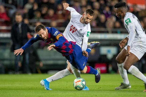 Mừng thầy mới ra mắt, Messi tặng ngay một bàn thắng bằng vàng giúp Barcelona đòi lại ngôi đầu từ tay đại kình địch - Ảnh 5.