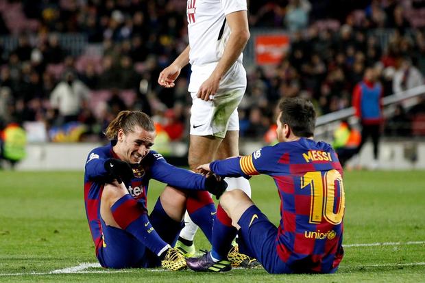 Mừng thầy mới ra mắt, Messi tặng ngay một bàn thắng bằng vàng giúp Barcelona đòi lại ngôi đầu từ tay đại kình địch - Ảnh 4.