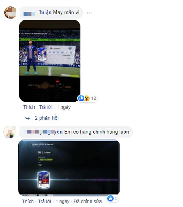 FIFA Online 4: Garena chơi lớn trong sự kiện Tết, game thủ rộn ràng khoe quà tết giá trị! - Ảnh 3.