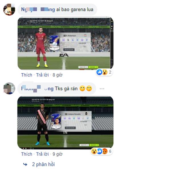 FIFA Online 4: Garena chơi lớn trong sự kiện Tết, game thủ rộn ràng khoe quà tết giá trị! - Ảnh 6.