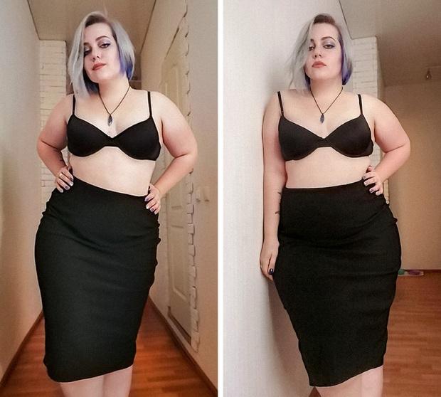 Nàng béo người Nga chia sẻ những gì mà mình đã phải trải qua khi sống chung với cơ thể đạt ngưỡng 113kg - Ảnh 1.