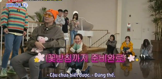 Bất ngờ bị nhắc đến tình cũ, Song Ji Hyo phũ thẳng: Quên Gary đi. Anh ta là ai chứ? - Ảnh 2.