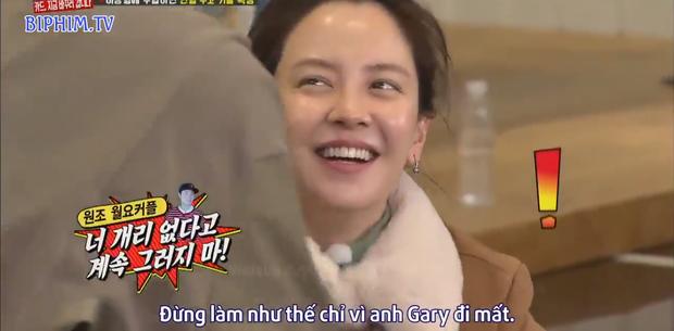 Bất ngờ bị nhắc đến tình cũ, Song Ji Hyo phũ thẳng: Quên Gary đi. Anh ta là ai chứ? - Ảnh 4.