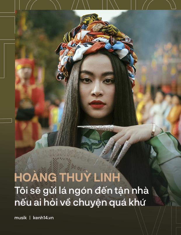 Loạt phát ngôn hết hồn Vpop năm qua: Hoàng Thùy Linh đòi gửi lá ngón đến nhà antifan, Hương Tràm tuyên bố giải nghệ nhưng vẫn nhận show tung MV - Ảnh 4.