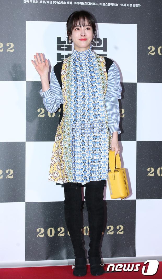 Lee Byung Hun bê cả nửa Kbiz lên thảm đỏ: Mỹ nhân Vườn sao băng đọ sắc với Kim So Hyun, Bi Rain đụng độ dàn nam thần - Ảnh 6.