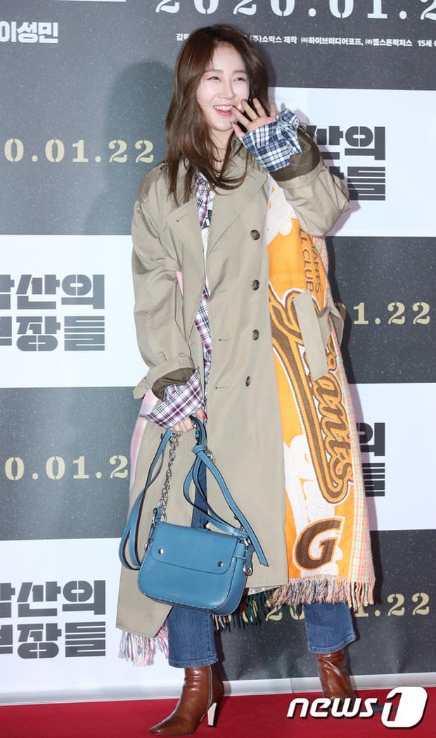 Lee Byung Hun bê cả nửa Kbiz lên thảm đỏ: Mỹ nhân Vườn sao băng đọ sắc với Kim So Hyun, Bi Rain đụng độ dàn nam thần - Ảnh 14.