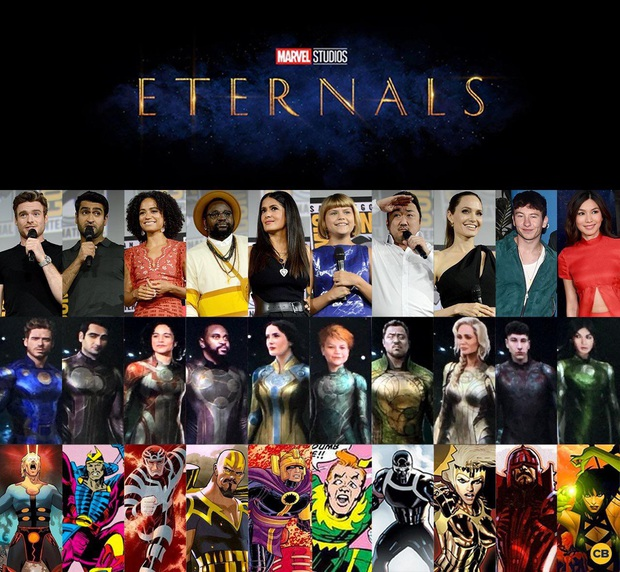 11 phim bom tấn hứa hẹn công phá doanh thu 2020: Marvel tiếp tục hốt bạc nhưng thế giới đang nín thở đợi Christopher Nolan tung chiêu - Ảnh 3.
