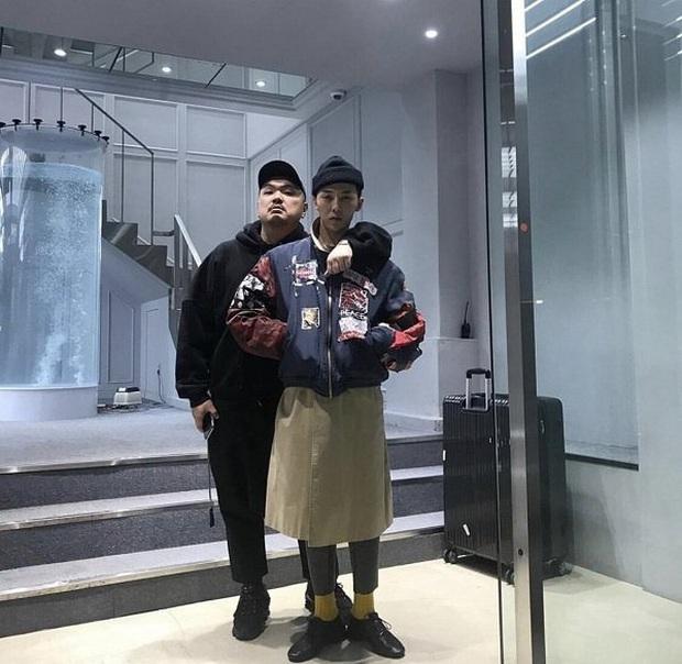 G-Dragon (BIGBANG) gây náo loạn ở Paris, lần đầu dự sự kiện quốc tế bên anh rể tài tử để ủng hộ chị gái - Ảnh 11.
