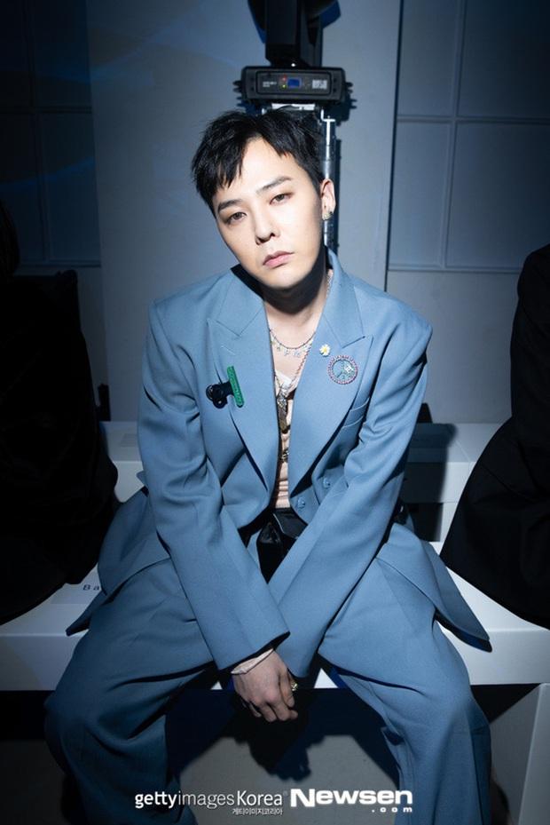 G-Dragon (BIGBANG) gây náo loạn ở Paris, lần đầu dự sự kiện quốc tế bên anh rể tài tử để ủng hộ chị gái - Ảnh 1.