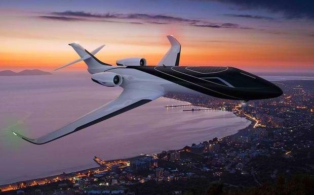 """Máy bay… """"trong suốt"""" sắp ra mắt trong tương lai, chưa biết chất lượng thế nào nhưng nhìn thôi đã muốn rớt tim ra ngoài - Ảnh 6."""