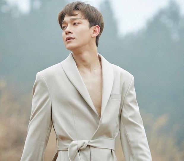 Rùng mình lời tiên tri Chen (EXO) cưới vợ: Chi tiết và danh tính cô gái may mắn được hé lộ từ lâu mà không ai để ý - Ảnh 2.