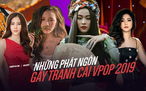 Loạt phát ngôn hết hồn Vpop năm qua: Hoàng Thùy Linh đòi gửi lá ngón đến nhà antifan, Hương Tràm tuyên bố giải nghệ nhưng vẫn nhận show tung MV - Ảnh 1.