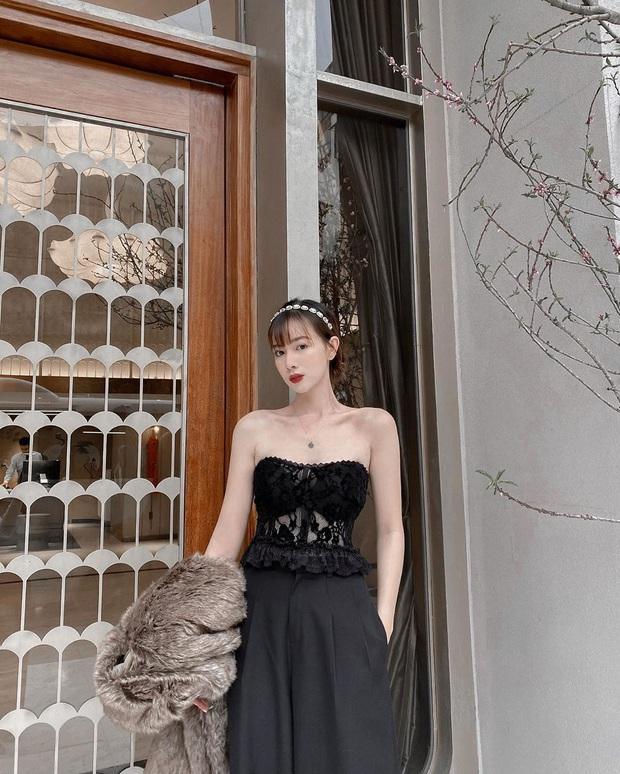 Street style hội mặc đẹp Instagram tuần cận Tết: Người thục nữ, người cá tính nhưng đều trendy như nhau - Ảnh 8.