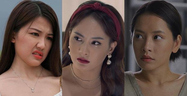 3 nàng tiểu tam ngộ nghĩnh nhất trên màn ảnh Việt: Từ ma nữ Tuesday đến em gái hai hệ - Ảnh 1.