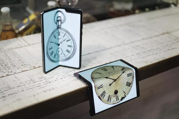 Smartphone gập tương lai sẽ dùng màn hình kính kim cương - công nghệ hứa hẹn 3 năm nay mà chưa đi đến đâu - Ảnh 1.