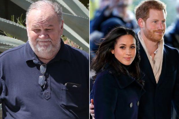 Cha Meghan Markle công khai lên tiếng chỉ trích con gái làm mất giá hoàng gia Anh, tất cả chỉ vì tiền - Ảnh 1.