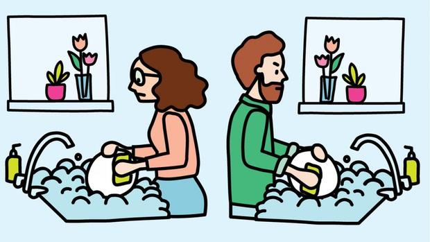 Tâm tư ngày Tết của những ông chồng: Ủa này các bà vợ, chúng tôi cũng xông xáo lắm rồi sao còn chưa hài lòng? - Ảnh 1.
