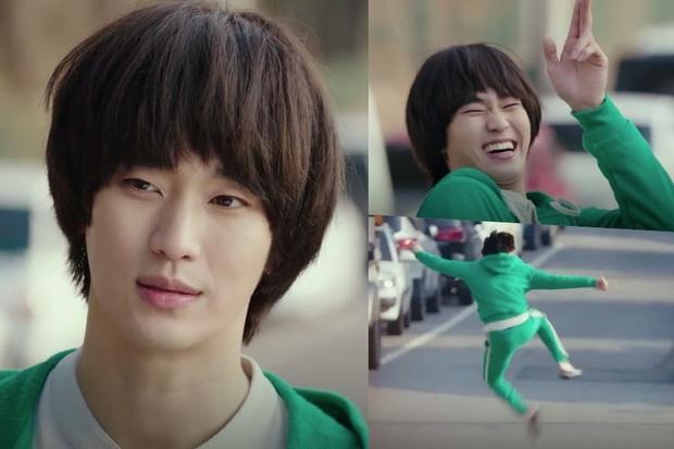 Knet cười sảng với vai cameo của Kim Soo Hyun ở Crash Landing on You: 7 năm rồi mà Dong Gu ngốc vẫn đi ship đồ ăn - Ảnh 4.