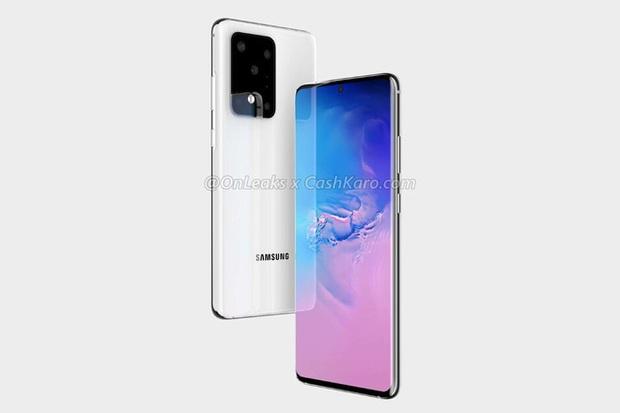Đây có thể là thiết kế cuối cùng của Galaxy S20 Ultra 5G - Ảnh 2.