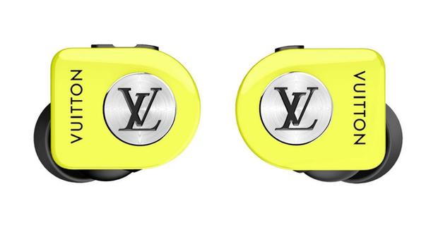 Louis Vuitton cũng làm tai nghe không dây, giá cao hơn cả một chiếc iPhone 11 - Ảnh 1.
