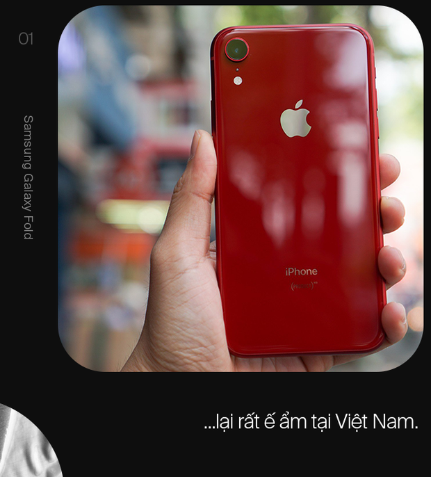 Nghịch lý iPhone tại Việt Nam và vì sao Galaxy Fold có thể là chìa khóa giúp Samsung vươn lên làm chủ phân khúc cao cấp - Ảnh 2.