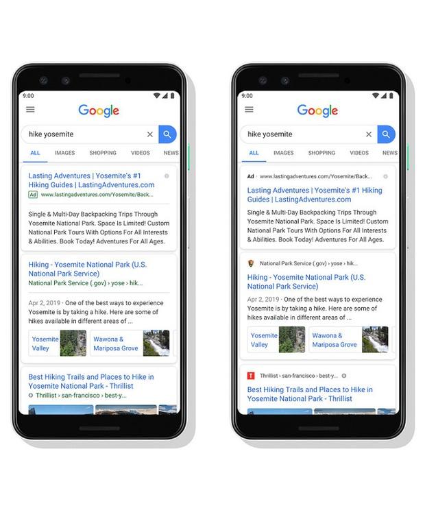 Trang tìm kiếm Google vừa có một thay đổi khiến người dùng rất khó chịu - Ảnh 3.