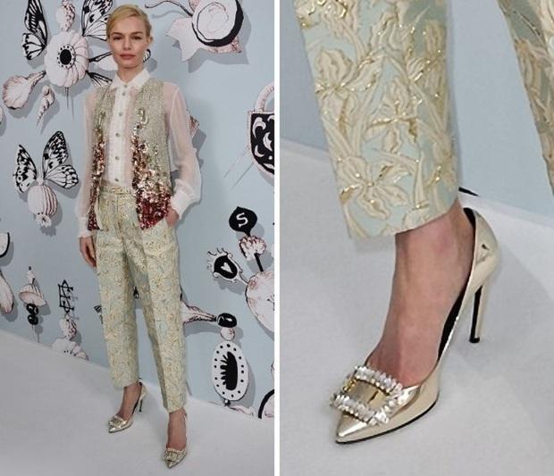 Các mỹ nhân trời Tây và lỗi diện giày cao gót rộng ngoác: Không phải lớ ngớ vớ nhầm size mà là một chiêu bài tuyệt hay - Ảnh 3.