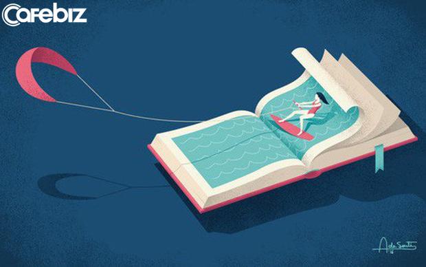 Tại sao bận rộn đến mấy tôi cũng phải đọc sách? Không đọc sách, xin bạn đừng than trách khi cuộc sống ngày một buồn khổ - Ảnh 3.