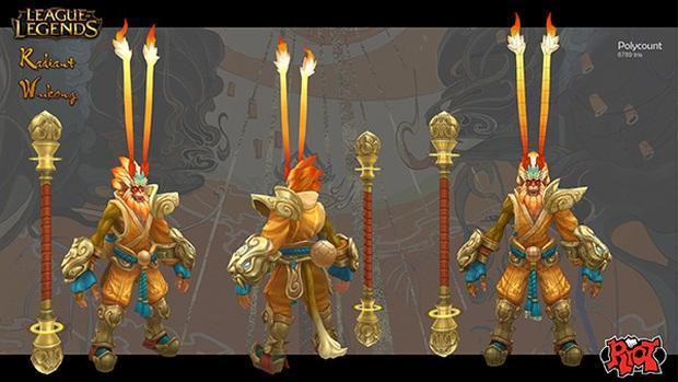 Có thể bạn chưa biết: Trang phục siêu hot Jax Loạn Thế Thần Binh được thiết kế bởi một họa sĩ người Việt - Ảnh 5.