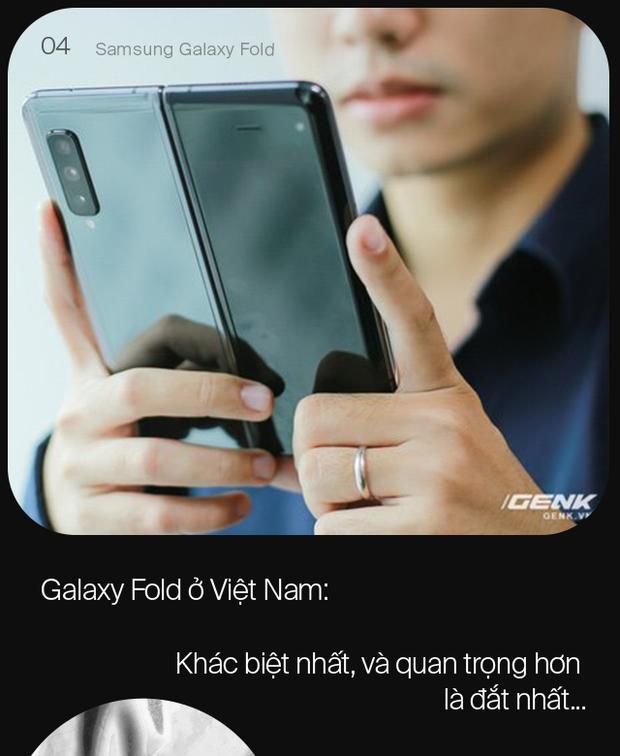 Nghịch lý iPhone tại Việt Nam và vì sao Galaxy Fold có thể là chìa khóa giúp Samsung vươn lên làm chủ phân khúc cao cấp - Ảnh 4.