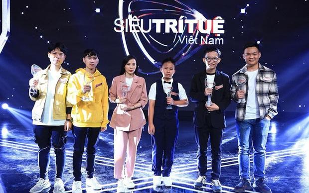 Siêu trí tuệ Việt Nam xứng đáng đứng vào hàng top trên thị trường TV Show Việt! - Ảnh 6.