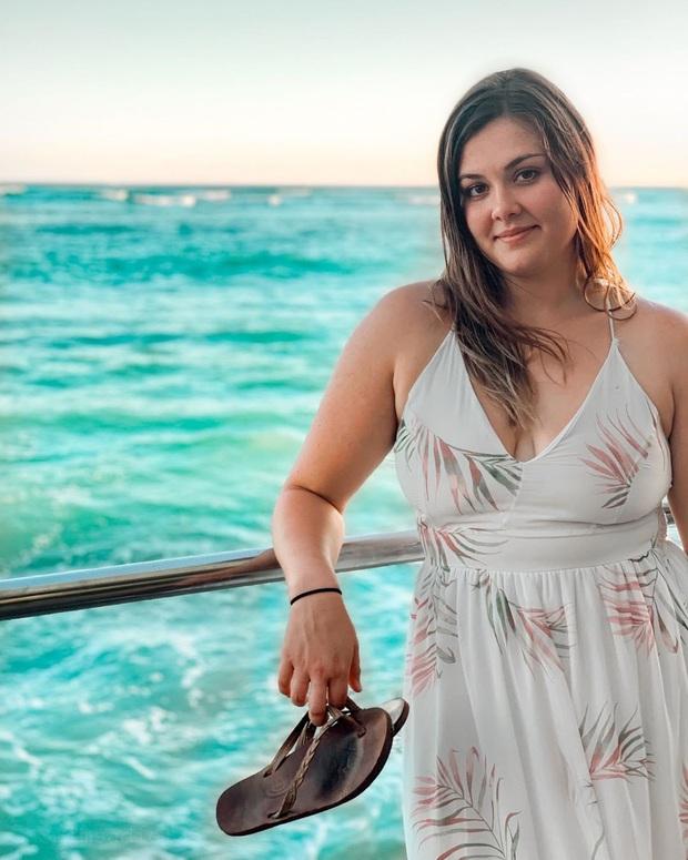 Thán phục trước hành trình lội ngược dòng giảm cân ngoạn mục của nàng béo Mỹ 121kg với sức ăn bằng 4 người cộng lại - Ảnh 8.