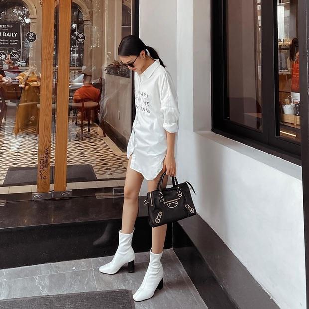 Street style hội mặc đẹp Instagram tuần cận Tết: Người thục nữ, người cá tính nhưng đều trendy như nhau - Ảnh 3.