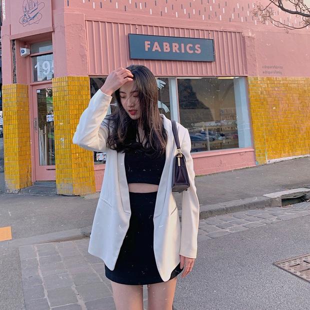 Street style hội mặc đẹp Instagram tuần cận Tết: Người thục nữ, người cá tính nhưng đều trendy như nhau - Ảnh 2.