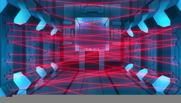 Nhìn thấy tia laser rất nhiều nhưng bạn có thắc mắc tại sao nó chỉ có màu đỏ? Đáp án thật sự sẽ khiến bạn thấy bất ngờ - Ảnh 1.