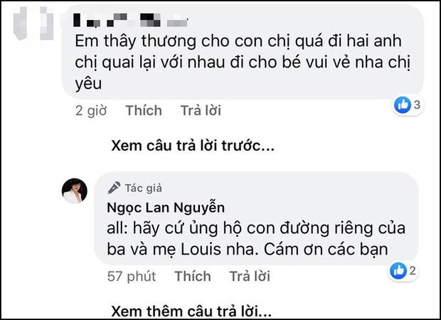 Ngọc Lan hiếm hoi nhắc tên Thanh Bình trên MXH, chứng minh mối quan hệ hậu ly hôn - Ảnh 2.