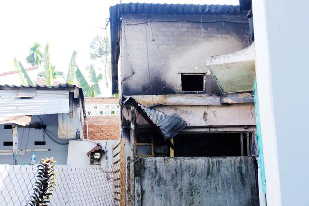 Ám ảnh bên trong căn nhà bị cháy khiến 5 mẹ con chết thảm ở Sài Gòn rạng sáng 27 Tết - Ảnh 3.