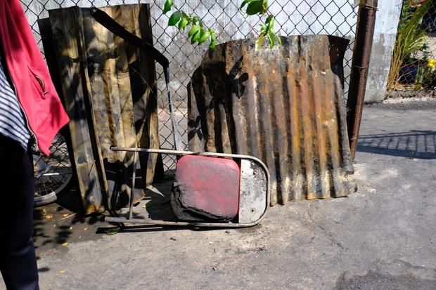 Ám ảnh bên trong căn nhà bị cháy khiến 5 mẹ con chết thảm ở Sài Gòn rạng sáng 27 Tết - Ảnh 6.