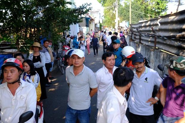 Ám ảnh bên trong căn nhà bị cháy khiến 5 mẹ con chết thảm ở Sài Gòn rạng sáng 27 Tết - Ảnh 9.