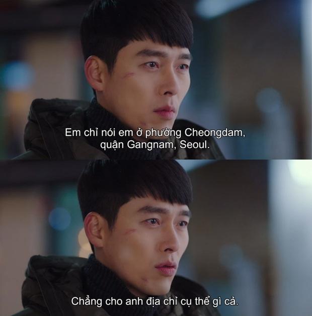 Hyun Bin - Son Ye Jin mụ mị đầu óc vì yêu ở Crash Landing On You: Nàng nhận nhầm bố chồng, chàng quên địa chỉ nhà crush - Ảnh 6.