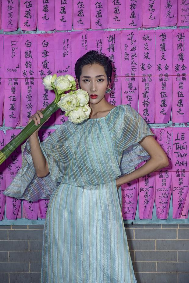 Dàn thí sinh Vietnams Next Top Model mùa 9 ấn tượng trong shoot hình Tết 2020! - Ảnh 8.