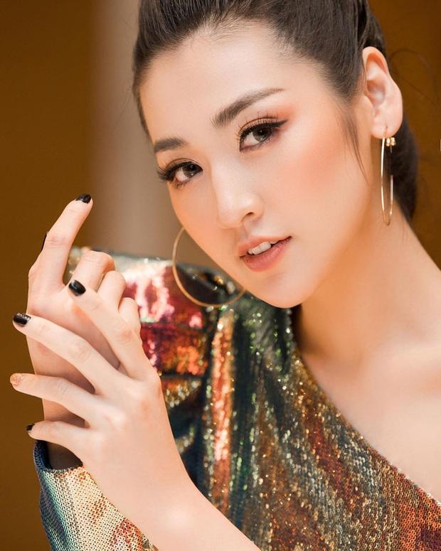 Để Tết này thêm chanh sả, bạn hãy bắt chước ngay những mẫu nail sang xịn từ loạt sao châu Á sành điệu - Ảnh 10.